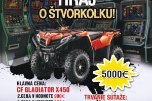 Vyhraj ma ! Starbar Golden Dragon Košice
