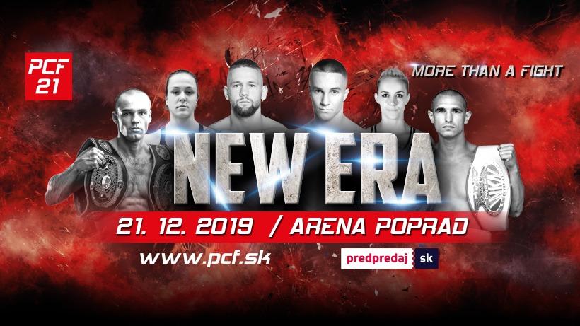 PCF21 New Era, Arena Poprad