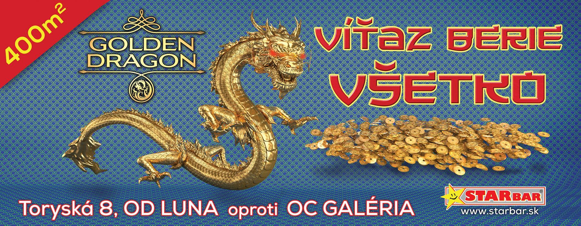 Herňa Starbar Golden Dragon KE oproti OC Galéria