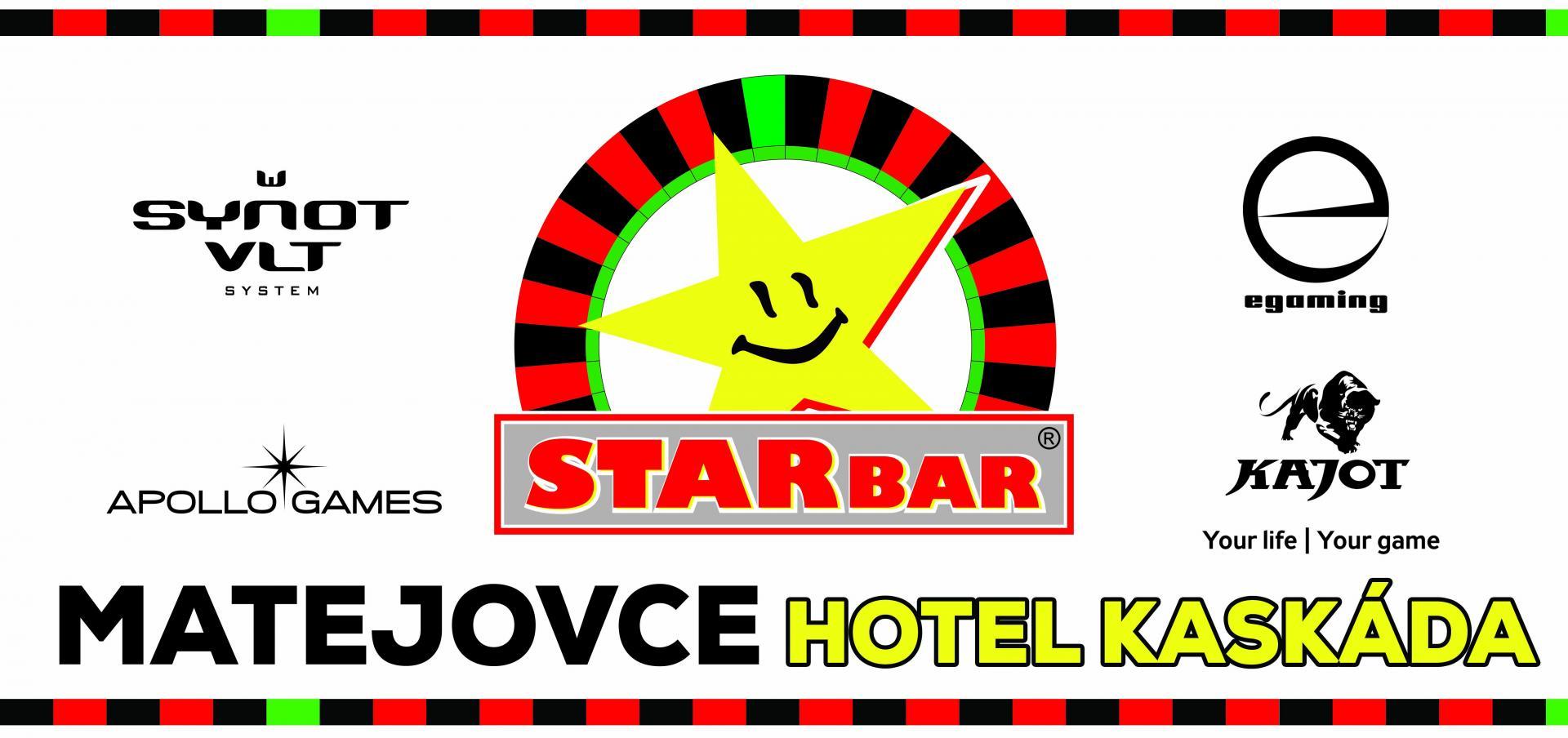 Herňa Poprad Hotel Kaskáda Matejovce